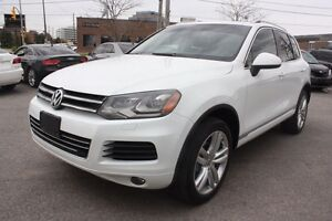 2013 Volkswagen Touareg Highline *LEATHER|PANO ROOF|NAVI*