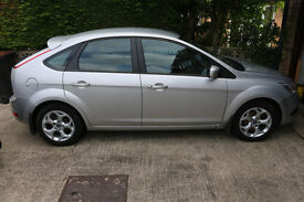 Ford Focus 1.6 TDCI Sport, Nav system, Air Con, Alloy Wheels.