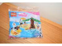 Lego 6x poly bags NEW and Sealed