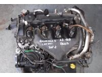 GALAXY MK3 S-MAX 2007-2010 2.0 TDCI ENGINE 104000 QXWB (NO TURBO NO PUMP) AJ56Z