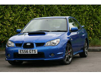 2006 SUBARU IMPREZA WRX 2.5L TURBO, ONLY 65000 MILES, RALLY BLUE , BEAUTIFUL CAR