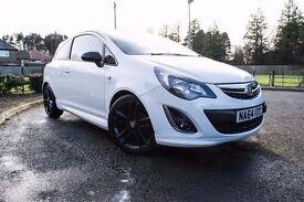 Vauxhall Corsa 1.2 i 16v Limited Edition 3dr 26k miles, Bluetooth, DAB, cruise control
