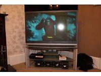 "Sony 50"" HD TV KDF-e50a12u Good working order"