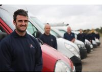 DRIVER must be able to drive up to a 7.5 tonne vehicle for Epsom based plumbing & building company