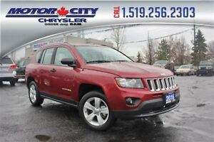 2016 Jeep Compass Sport/North Low K' s 4X4 Six CD Player MP3