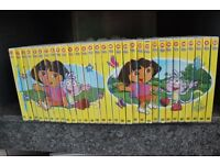 Dora The Explorer DVD Collection 32 dvds