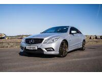 Mercedes-Benz, E CLASS, Coupe, 2011, Semi-Auto, 2143 (cc), 2 doors