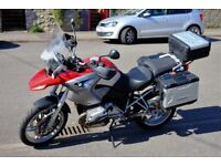 BMW R1200 GS ABS 2005 Full BMW Vario Luggage System + Lots Of Extras