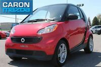 2013 SMART Fortwo Coupe PASSION, A/C, MAGS, GROUPE ELECTRIQUE