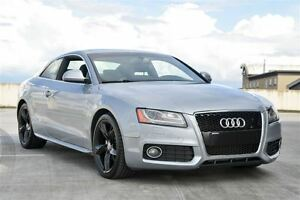 2009 Audi A5 3.2L  LANGLEY LOCATION