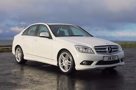 Mercedes C Class 2008 only 51000 miles