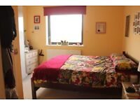 Large double room with en-suite in 2 bed flat E17
