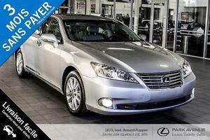 2011 Lexus ES 350 * 99$/sem sur 60 mois garantie 3 ans/60000 km