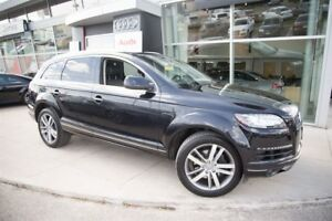 2014 Audi Q7 3.0T 8sp Tiptronic Technik