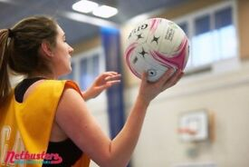 Players Wanted for Clapham South Social Netball League