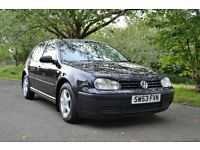 VOLKSWAGEN GOLF FINAL EDITION 2004 MODEL LAST OF MK 4 WITH 1 YEAR MOT TODAY AND FULL SERVICE HISTORY