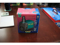 New-jet aquarium pump