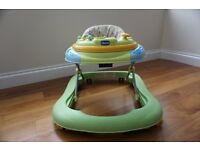 Chicco piano baby walker, toddle, children's toys
