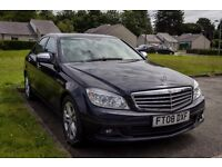 Mercedes C Class C220 CDI SE, w204 . Two previous owners