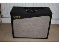 VOX AV60 combo + Korg AX10G + VOX AmPlug (lead)