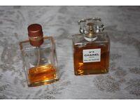 Ladies Perfume, Chanel No5 Eau De Parfum & Chanel Allure - Used