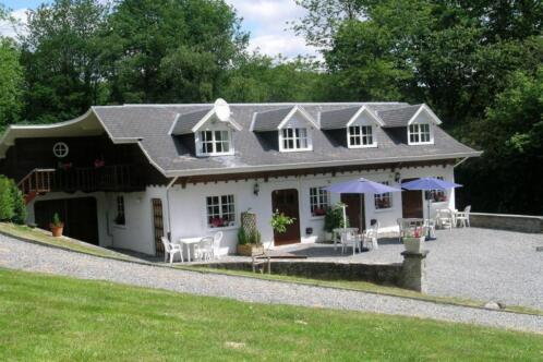 4&2 ps Ardennen,Durbuy,Wifi; week, wk-end,midw Hond welkom