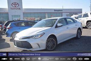 2016 Toyota Avalon LTD demo model with new car programs