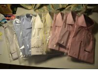Brand new Hawes and Curtis Men's Long Sleeve Formal Shirt