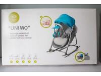 Unimo 5in1 baby recliner