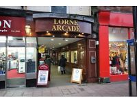Retail Shop To Let - Unit 3 Lorne Arcade Ayr