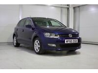 2011 Volkswagen Polo 1.2 ( 70ps ) ( a/c ) Moda, New MOT