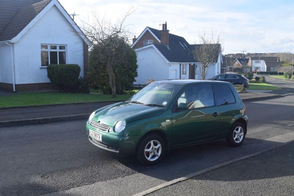 Worksheet. 2001 VW lupo rare taffeta green perfect first car  in Bangor