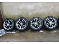 "18"" Genuine BMW G30 M Sport alloys & Tyres"