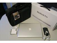 "15"" MacBook Pro Bundle + 15"" carry case ONLY"