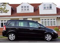 PCO HIRE/RENT £100 PER WEEK * UBER READY * VAUXHALL ZAFIRA