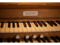 Experienced Wedding Church Organist & Pianist in West & South Yorkshire