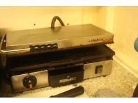 Maestrowave Panini Machine/ Grill
