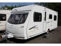 Lunar Lexon 570 2010 6 Berth Caravan(Fixed Double Bed Plus Side Dinette)