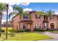 Spacious townhouse for 8 in Davenport, Florida. Near Disney. On family-friendly resort.