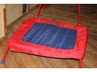 Indoor/outdoor trampoline / Galt