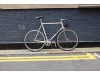 Chesini track bike bicycle 59cm (sugino, nitto, columbus)