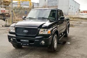 2008 Ford Ranger Sport with Power Windows