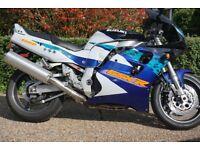Suzuki GSXR1100 WT 1997 17000 Miles
