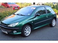 Peugeot 206 GTI SP 2.0 Litre++ only 62,000 miles from new- Excellent Condition