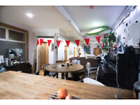 1 Double Room in Shared Converted Warehouse with MASSIVE Garden