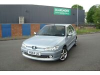 PEUGEOT 306 XS - SAME OWNER SINCE 2008 - SERVICE HISTORY - FULL MOT - 2x KEYS - DELIVERY AVAILABLE