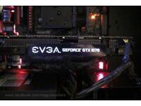 EVGA GTX 1070 SC Black ( warranty till 08/2020 )