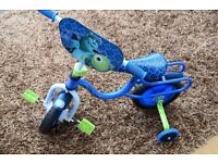 Child's Bike - Monsters Inc