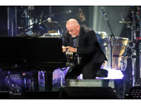 2 BILLY JOEL PREMIUM CONCERT TICKETS 16/06/18 OLD TRAFFORD FC MANCHESTER