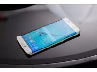 Samsung galaxy s6 edge like new unlocked no swaps like s7 s5 iphone 6 5s 6s z5